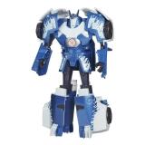 Автобот Дрифт вояжёр класс - Роботы под прикрытием. 3-Step Changers Autobot Drift - Robots in Disguise. 21 см.