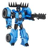 СандерХув вояжёр класс - Роботы под прикрытием. 3-Step Changers Thunderhoof - Robots in Disguise. 21 см.