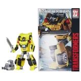 """Санстрикер де люкс """"Combiner Wars"""" с комиксом / Sunstreaker игрушка Трансформеры. 15 см."""