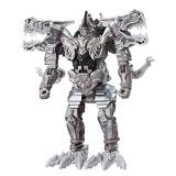 """Динобот Гримлок Турбо трансформация """"Последний рыцарь"""" / Grimlock The Last Knight игрушка Трансформеры. 21 см."""