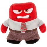 Гнев мягкая игрушка Головоломка / Inside Out. 21 см.