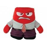 Гнев мягкая игрушка Головоломка / Inside Out. 13 см.